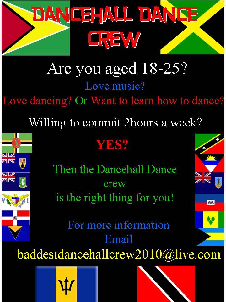 dancehall crew 2010